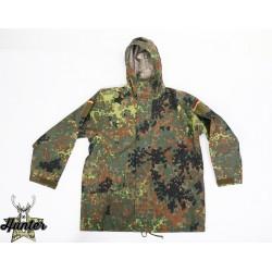 Parka Militare Impermeabile Esercito Tedesco Flecktarn