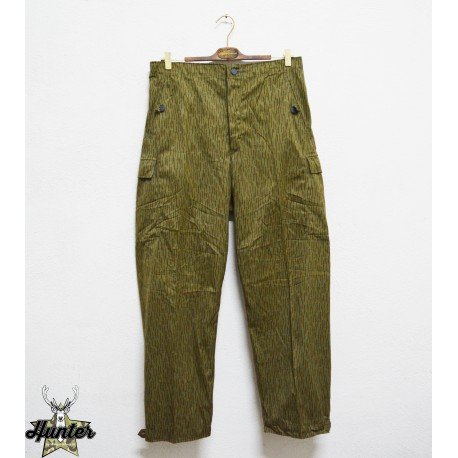 Pantaloni Militari Esercito Tedesco Strichmuster DDR NVA