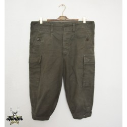 Pantaloni Militari Alpini Esercito Tedesco Moleskin Zuava