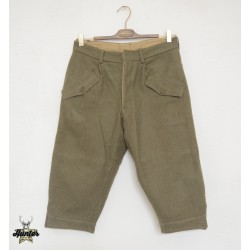 Pantaloni Lana Militari Alpini Esercito Italiano