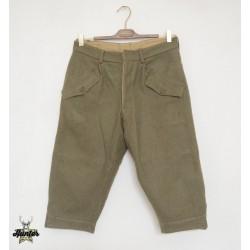 Pantaloni Lana Militari Alpini Esercito Italiano Zuava