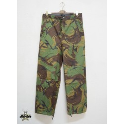 Pantaloni Militari Esercito Inglese DPM Impermeabili
