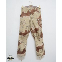 US Army Military Trousers BDU Desert Chocolate