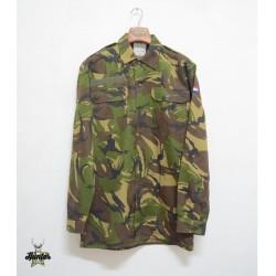Camicia Militare Esercito Olandese Mimetica