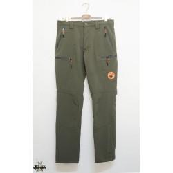 Pantalone caccia foderato soft shell CTB