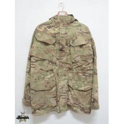 Parka Militare Esercito Inglese Multicam MTP
