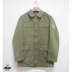 Giacca Militare Esercito Ungherese Mod. Field Jacket