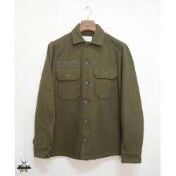 Camicia Militare Esercito Americano Lana OG108