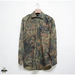 Camicia Tedesca Flecktarn
