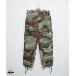 Pantaloni Militari Americani BDU Woodland - US Army