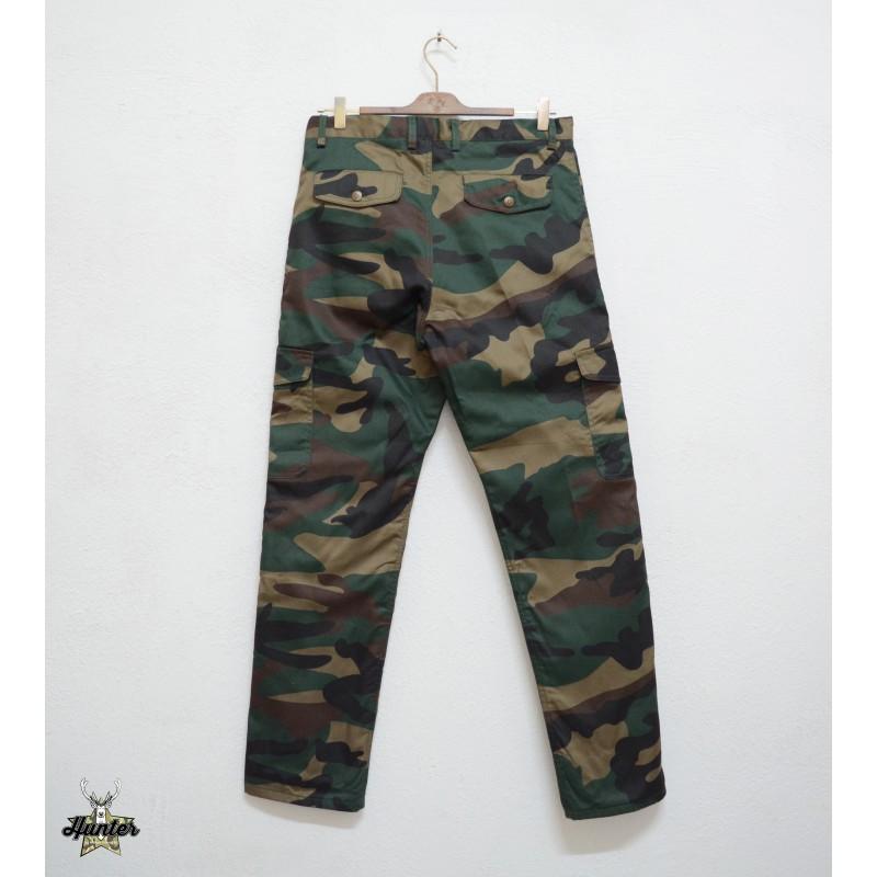 diverse culori design nou cea mai buna alegere Pantaloni da Caccia Sfoderati Hunter - Military Goods S.r.l