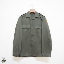 Camicia Giacca Militare Esercito Belga