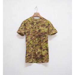 T-Shirt Maglia Militare Caccia Mimetica