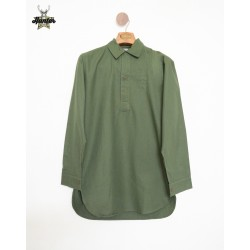 Camicia Militare Originale Esercito Svedese Vintage M59