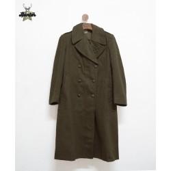 Cappotto in Lana Militare Esercito Francese Anni 60'