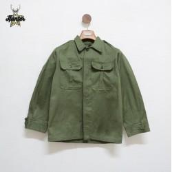 Camicia Militare Esercito Greco Fatigue HBT