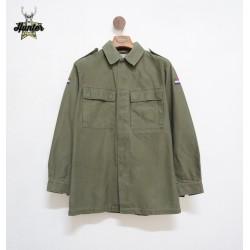 Camicia Giacca Militare Esercito Olandese