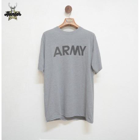 T-Shirt Mezza Manica Army Militare Esercito Americano IPFU