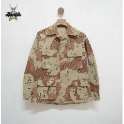US Army Chocolate Chip Military Jacket