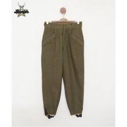 Pantaloni in Lana Militari Esercito Italiano Alpini