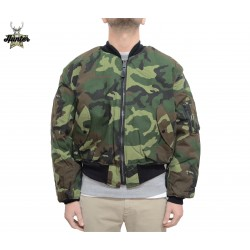 American Military Bomber Model MA-1 Corinth Camouflage
