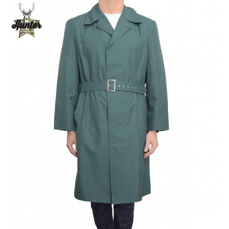 Cappotto Trench Impermeabile Militare Esercito Tedesco NVA