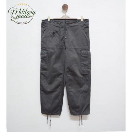Gray Danish Army Cargo Military Pants