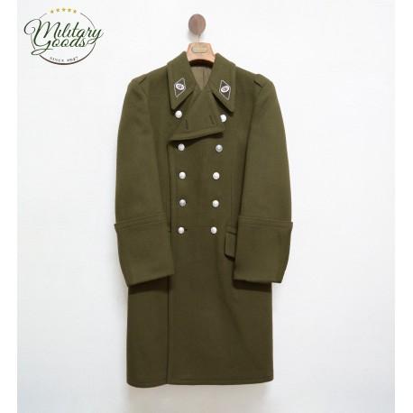 Cappotto Doppiopetto in Lana Militare Esercito Ungherese
