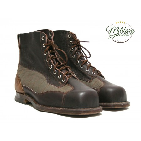 Swedish Army Military Mountain Shoes