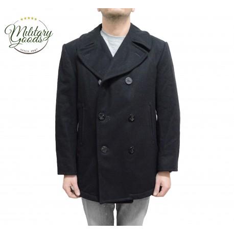 Cappotto Doppiopetto Pea Coat U.S. Navy Marina Americana