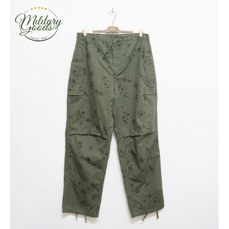 US Army Night Camo Military Pants