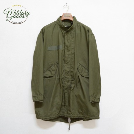 Us Army M-65 Fishtail Parka with Liner
