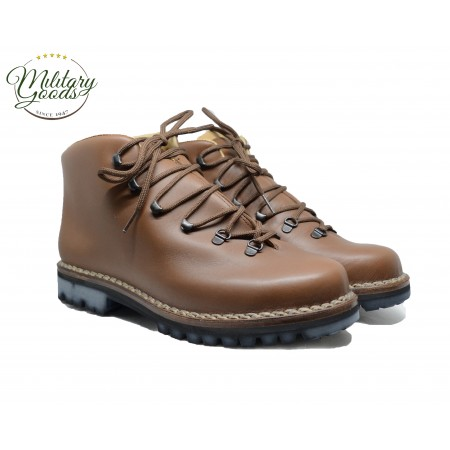 Handcrafted Woodcutter Rock Mountain Shoes