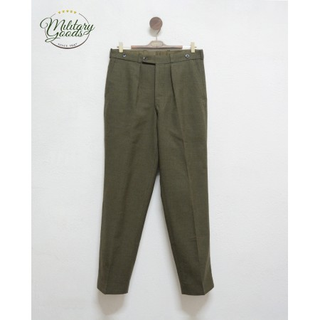 Classic Military Belgian Army Trousers