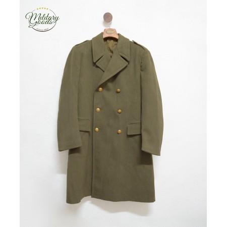 Cappotto Doppiopetto Pastrano Militare Esercito Italiano