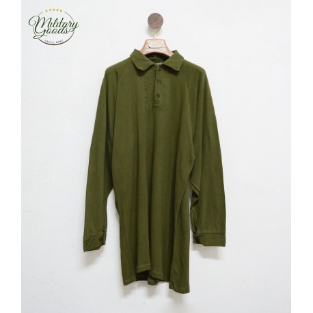 Danish Army Military Polo Shirt in Cotton