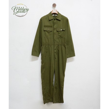 Vintage Danish Army Military Work Suit