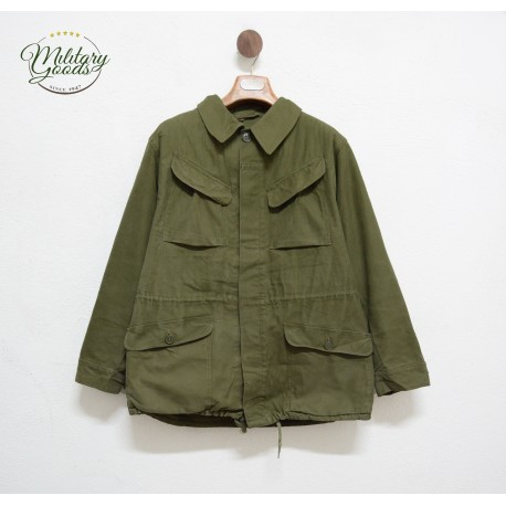 Field Jacket Giacca Militare Esercito Danese M58