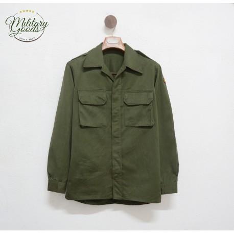 Camicia Giacca Militare Esercito Spagnolo