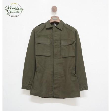 Camicia Militare Esercito Portoghese Moleskin