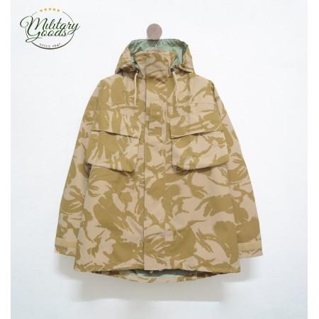 Brit Army Parka Jacket Combat MVP DDP Desert Goretex