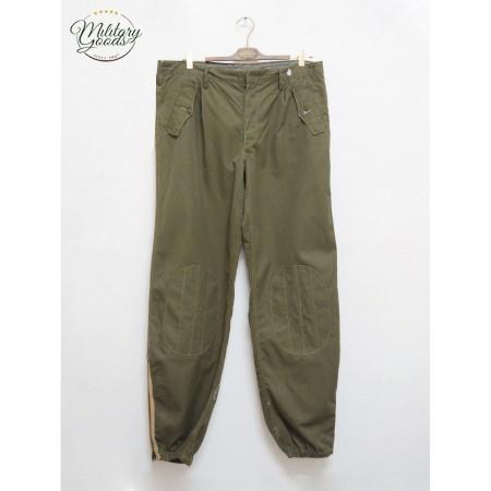 Pantaloni Militari Esercito Italiano Roma Anni 80' Mod. Zip