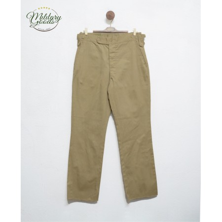 Pakistan Army Genuine Khaki Chino Pants