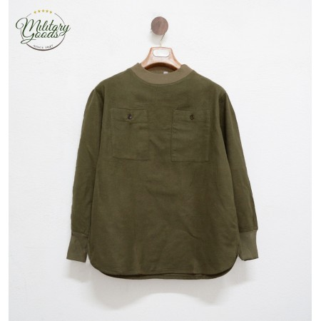 Flannel Hungarian Army Military Underwear Shirt