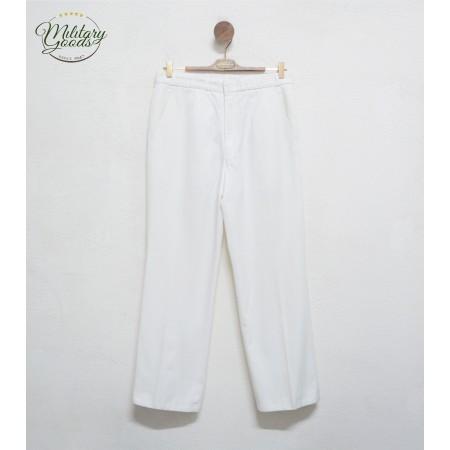 Pantaloni Chino Bianchi Marina Militare Tedesca Deutsche Marine