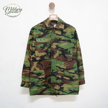Field Jacket Militare Esercito Coreano M90