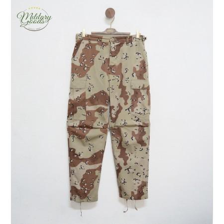 U.S Army Trousers BDU Desert Chocolate