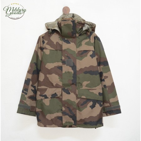 Waterproof Parka French Army in Goretex