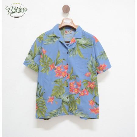 Vintage Hawaiian Shirt made in Hawaii Size XL