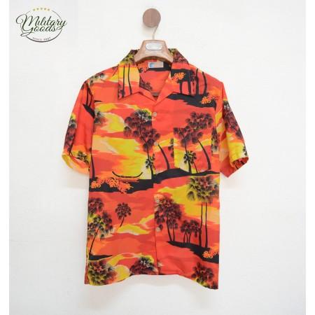 Vintage Hawaiian Shirt made in Hawaii Size M